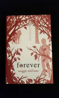 Forever (book 3) by Maggie Stiefvater