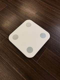 小米電子磅(可測體脂)