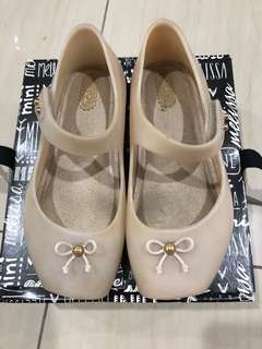 Mini Melissa ballet Shoes