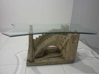 GREAT WORLD COFFEE TABLE