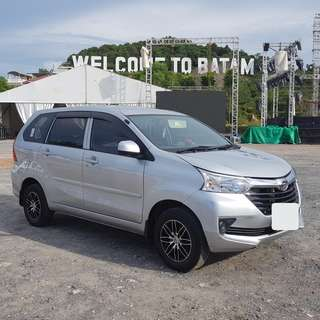 Batam Transport Car Rental 7 Seater MPV