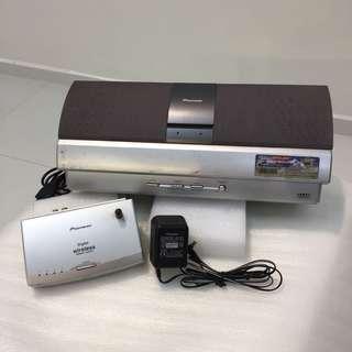 Pioneer Digital Wireless Speakers System