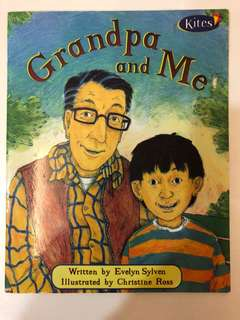 Level 6 Kites Reader Grandpa and Me