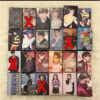 [ Ready Stock ] Lomo Cards 30 pcs