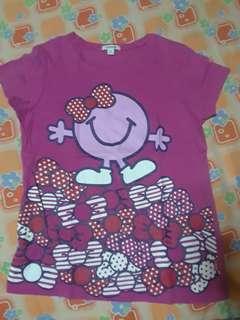 T-shirt bossini kids
