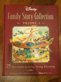 Vintage Disney story collection