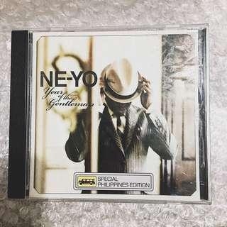 Year of the Gentleman - Ne-Yo