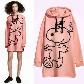 Uniqlo Inspired Hoodie Dress