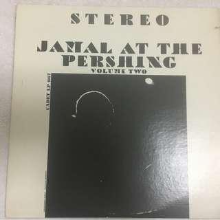 Ahmad Jamal Trio – Jamal At The Pershing Volume Two, Vinyl LP, Cadet – LP-667, USA
