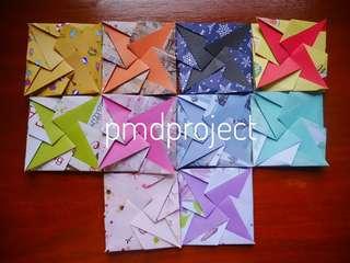 Amplop Angpao Lebaran Unik Anak Kertas Origami