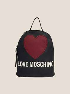 Moschino bag pack for school or gala