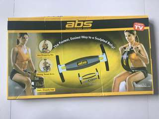 Advanced body system (Fitness and exercise equipment)