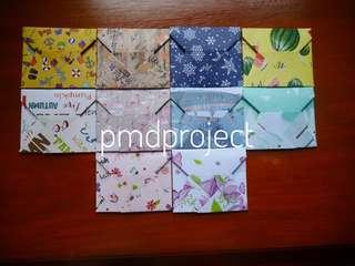 Amplop Unik Origami Angpao Lebaran Idul Fitri
