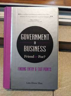 Government in Business