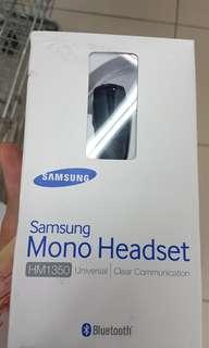 Samsung Mono Headset 1350