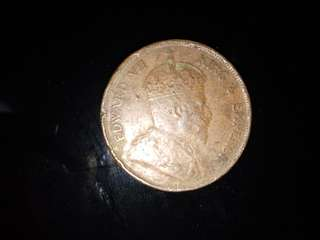 KingEdward VII 1cent