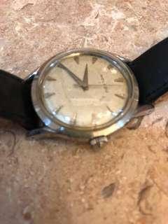 Movado 古董男庒手上鍊錶