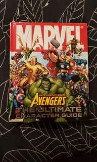 The Avengers the ultimate character guide