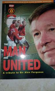 The Manchester United- Tribute to Sir Alex est 2001
