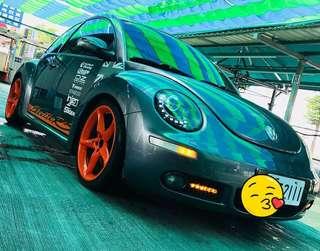自售 2005 第2.5版 1.6 NEW Beetle (全車如新)