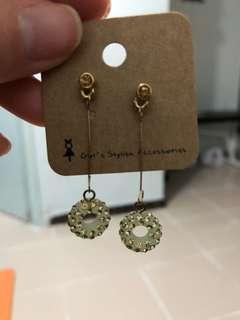 韓國耳環earrings