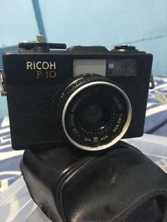 RICOH F10 analog 35mm