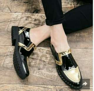 Asli import style korea sepatu fashion