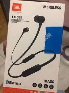 JBL Bluetooth Earphones