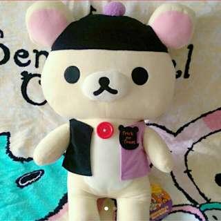 Brand New San-X 36cm Halloween Rilakkuma Korilakkuma plush plushie soft toy