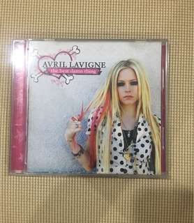 Avril Lavigne The Best Damn Thing Album CD