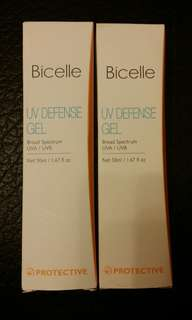 Bicelle UV Defense Gel