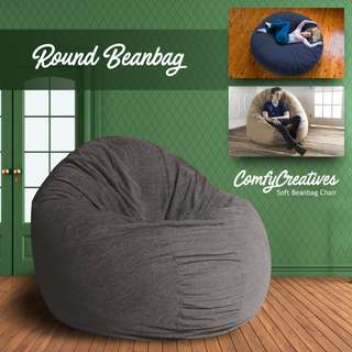 Bean bag chair ROUND