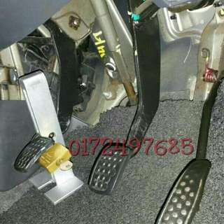 Safety pedal lock / pedal lock / safety lock