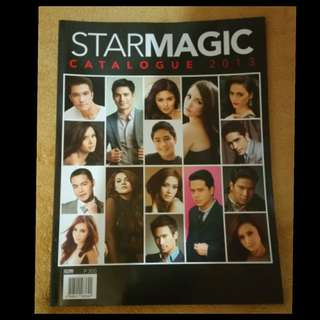 Starmagic catalogue 2013 issued