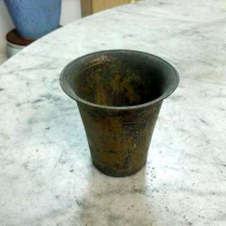 Brass Cup Vintage