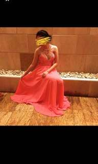 Pink Gown FOR SALE!
