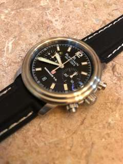 Blancpain limited edition fly back