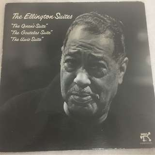 Duke Ellington ‎– The Ellington Suites, Vinyl LP, Pablo Records ‎– 2310-762, 1976, USA
