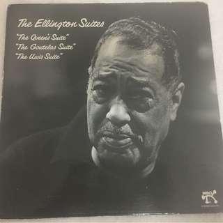 Duke Ellington – The Ellington Suites, Vinyl LP, Pablo Records – 2310-762, 1976, USA