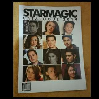 Starmagic catalogue 2014 issued