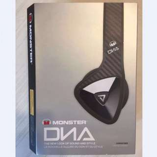 Monster® DNA® On-Ear Headphones