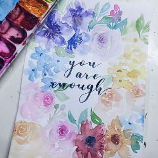 Customised Artworks and Quotes