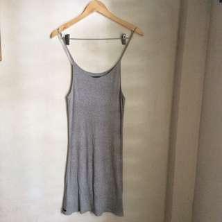 AKIABARA Ribbed Dress
