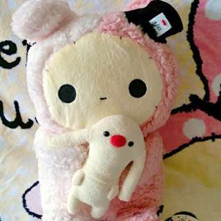 San-X Sentimental Circus 26cm Shappo plush plushie soft toy