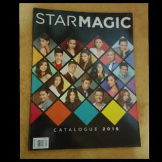 Starmagic catalogue 2016 issued