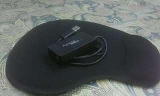 Mousepad & USB Port #nogstday