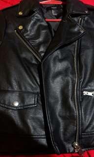 Leather Jacket F21
