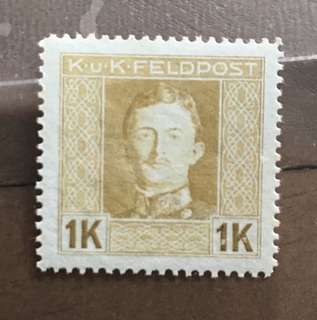 Germany stamp mint 1K denomination