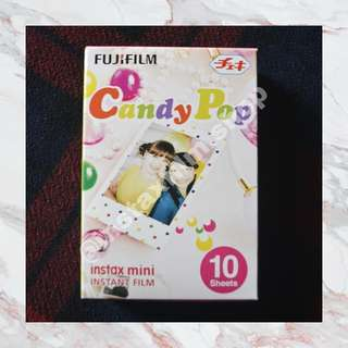 Instax Film - Candy Pop