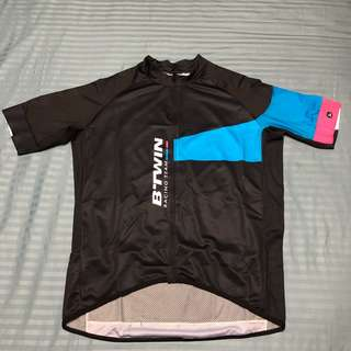 BTwin Cycling Jersey Hi-Quality